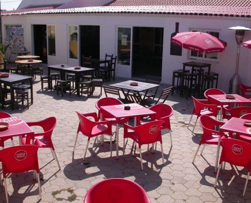 Snack Bar - Restaurante - Camping Serrão