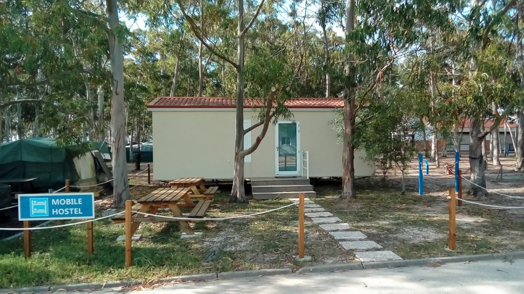 Moradia  Apartamento  Camping Serrão