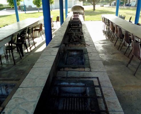 Barbecue - Camping Serrão